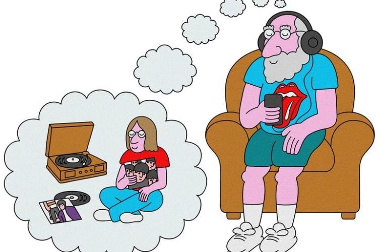 Vous avez probablement écouté votre chanson préférée à 13 ou 14ans
