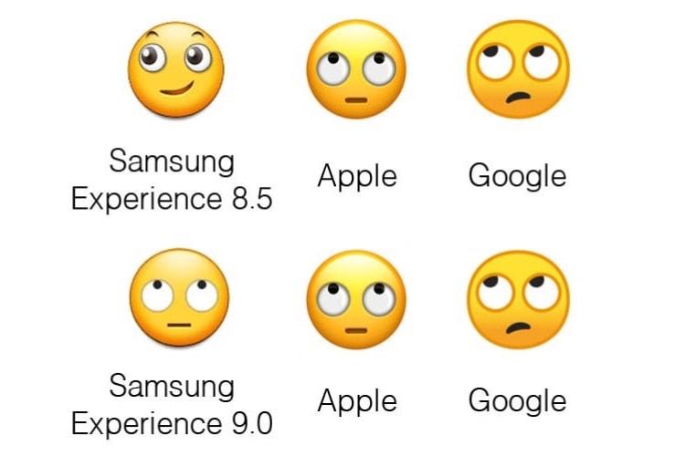 Samsung aligne (enfin) ses emojis sur ses concurrents