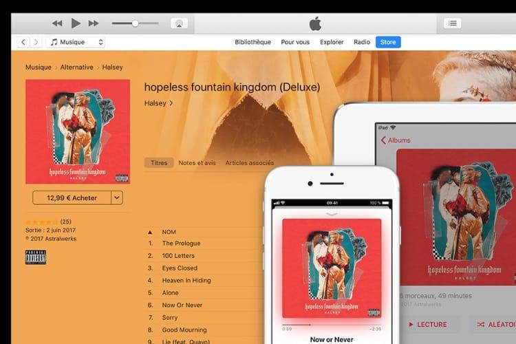 Apple Music ouvre son offre étudiant à davantage de pays