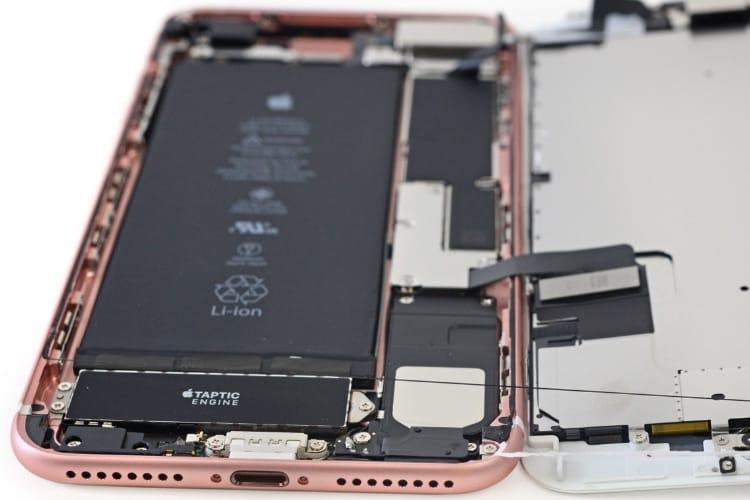 Du stockage chinois pour l'iPhone vendu en Chine