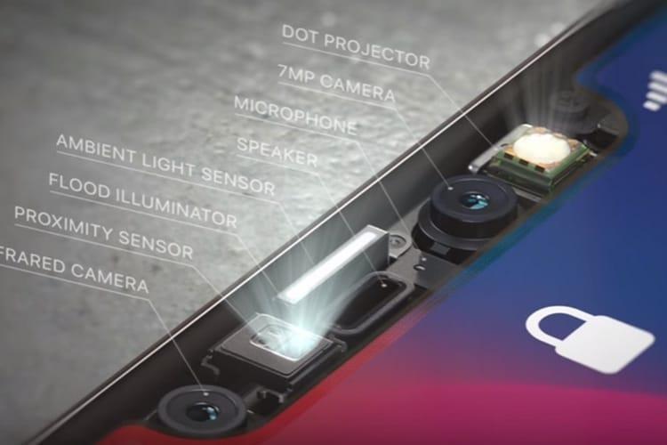 En 2019, un iPhone doué en réalité augmentée aussi bien à l'avant qu'à l'arrière