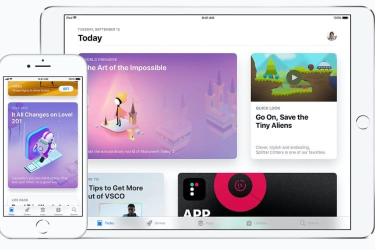À partir d'avril, les nouvelles apps devront prendre en charge l'iPhone X
