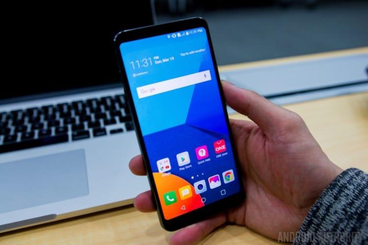 """LG dévoilerait son nouveau smartphone haut de gamme """"Judy"""" avant l'été"""