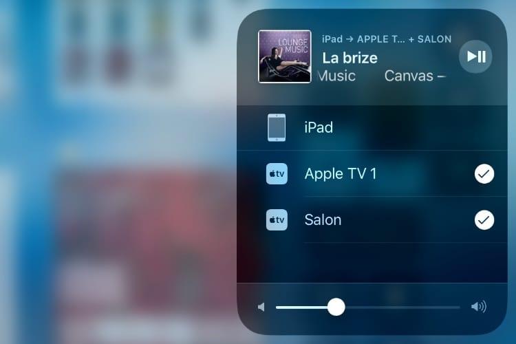 AirPlay 2 disparait de la bêta 3 d'iOS 11.3 et tvOS 11.3