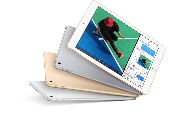 Promo : des iPad 5e génération neufs à moins de 300€