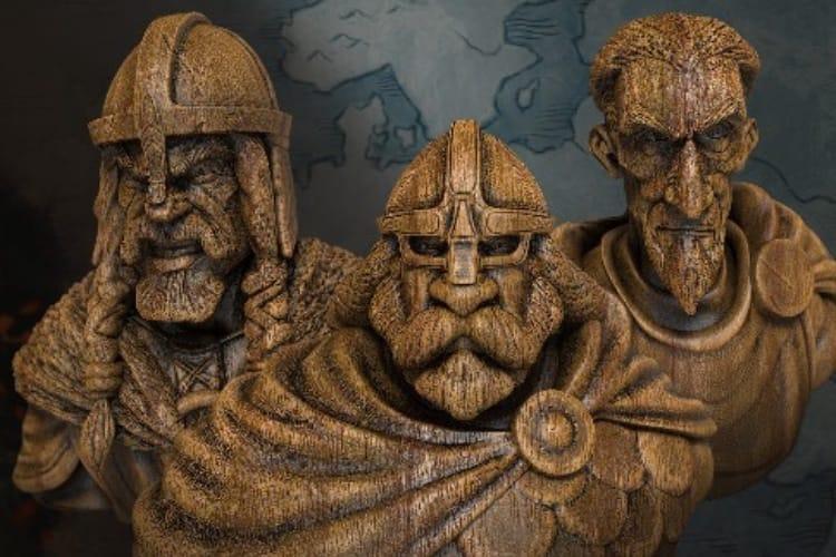 Deux packs de contenus pour Civilization VI : Pologne et Vikings