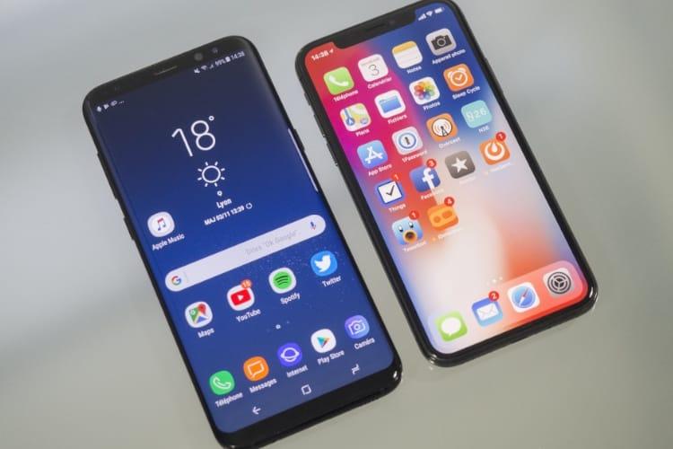 En 2017, il y a eu moins de smartphones sous les sapins, du jamais vu