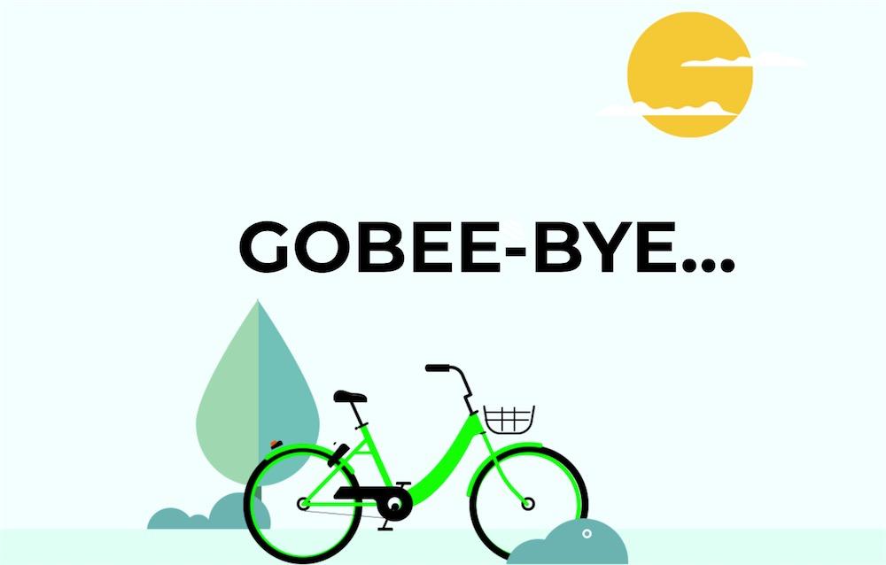 Gobee.bike met fin à ses vélos en libre-service en France