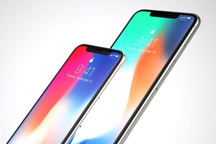 iPhone X, iPhone X Plus et iPhone LCD 6,1'': la gamme 2018 commence à se confirmer