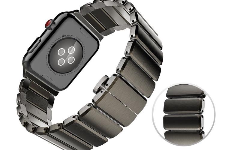 Promos: un doubleur de Lightning à 8,5€ et un bracelet AppleWatch en acier à 21€