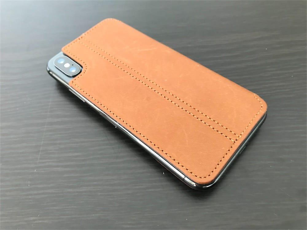 best website e9717 af8e1 Prise en main de l'étui SurfacePad pour iPhone X de Twelve South ...