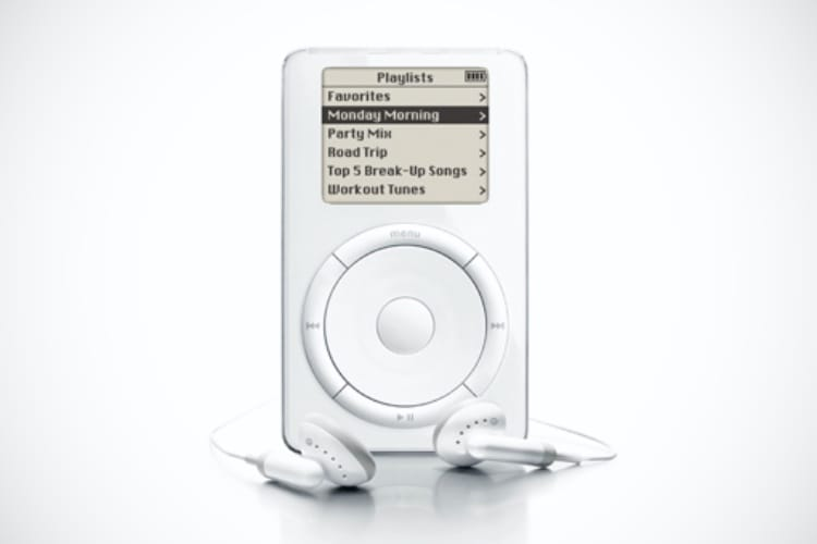 En fait, c'est Moby qui a inventé l'iPod et l'iPhone