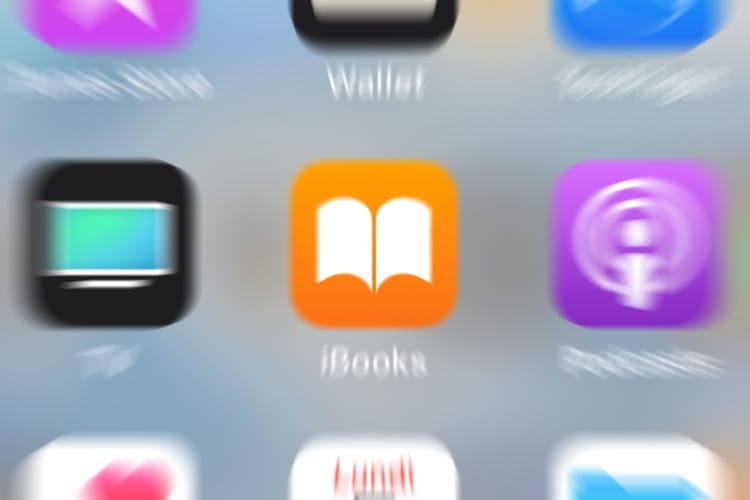 iBooks attend toujours sa grande refonte