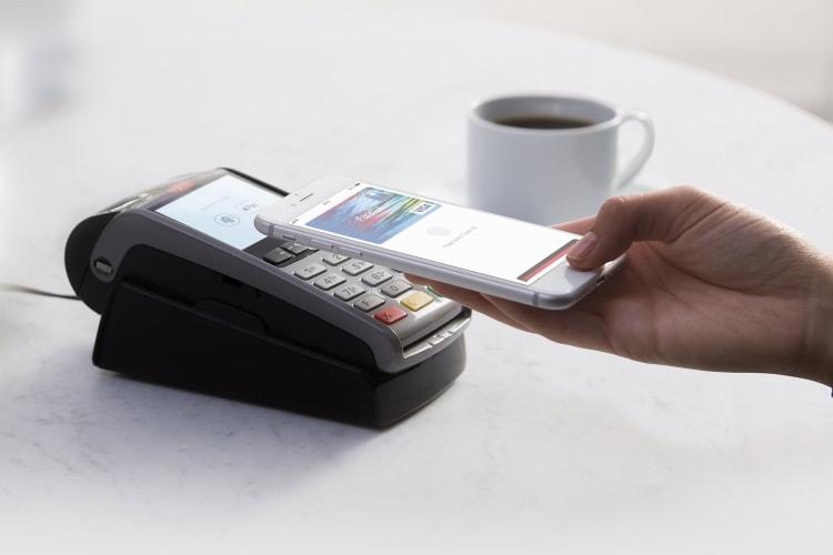 N'attendez pas votre banque pour utiliser Apple Pay