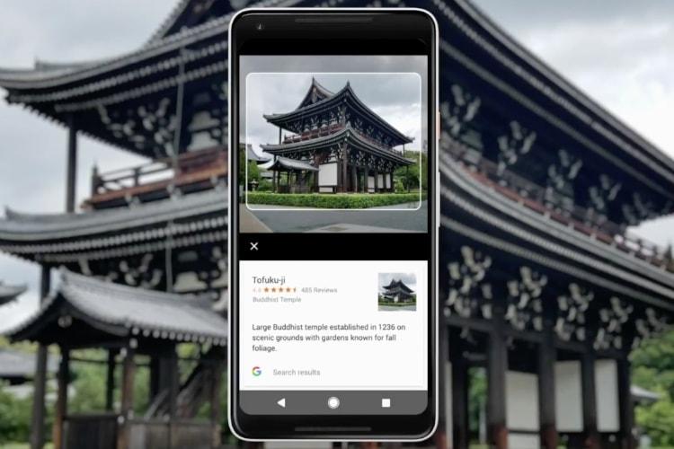 Google Lens s'ouvre aux smartphones Android et bientôt à l'iPhone