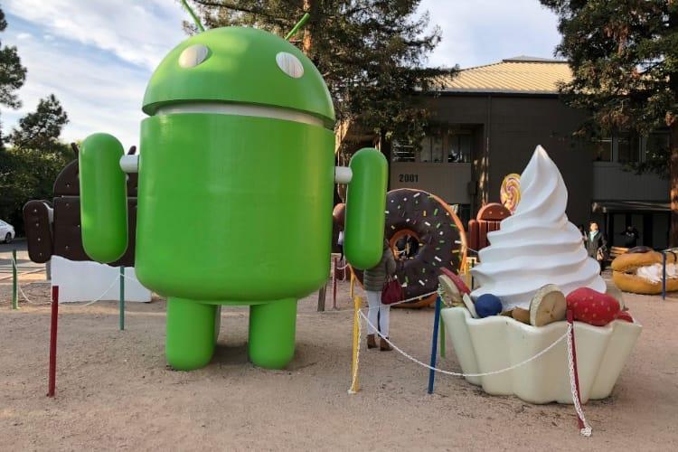 Encoche, notifications : Android P dévoile ses premières douceurs