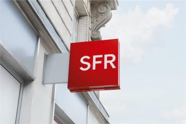 En 2017, SFR a recueilli plus de plaintes que l'ensemble des autres opérateurs