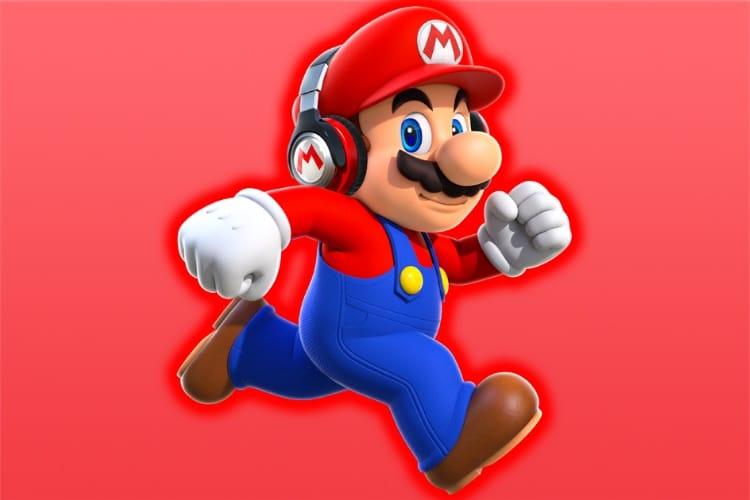 Super Mario Run à moitié prix pour le Mario Day