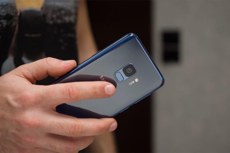 Une autonomie en retrait pour les Galaxy S9 et S9+