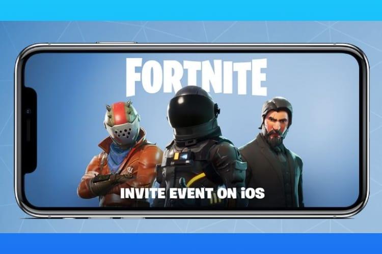 Fortnite Battle Royale : les joueurs iOS bientôt de la partie !