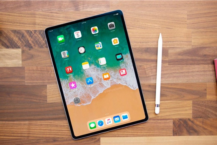 """Un iPad Pro de 11"""" arriverait en juin et aucun nouvel iPhoned'icilà"""