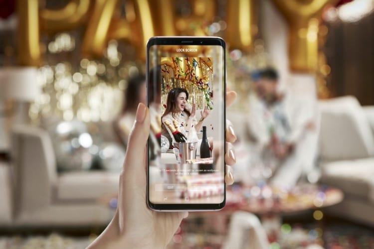 Prévisions de précommandes décevantes pour le Galaxy S9