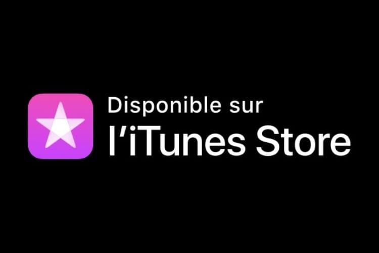 Apple revoit le design des boutons d'affiliation pour l'iTunes Store