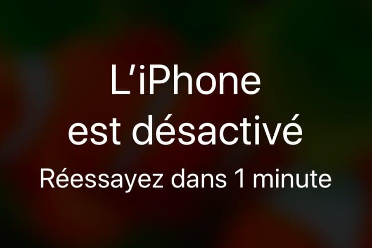 iPhone X : quand la fonction Tap to wake met le souk