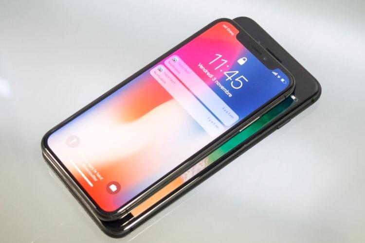 Le design de l'iPhone X fait toute la différence