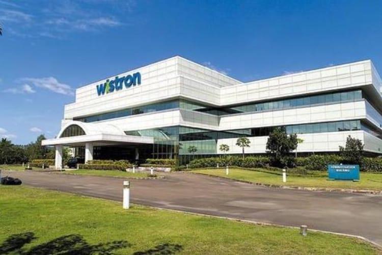 Wistron n'a pas arrêté la production d'iPhone