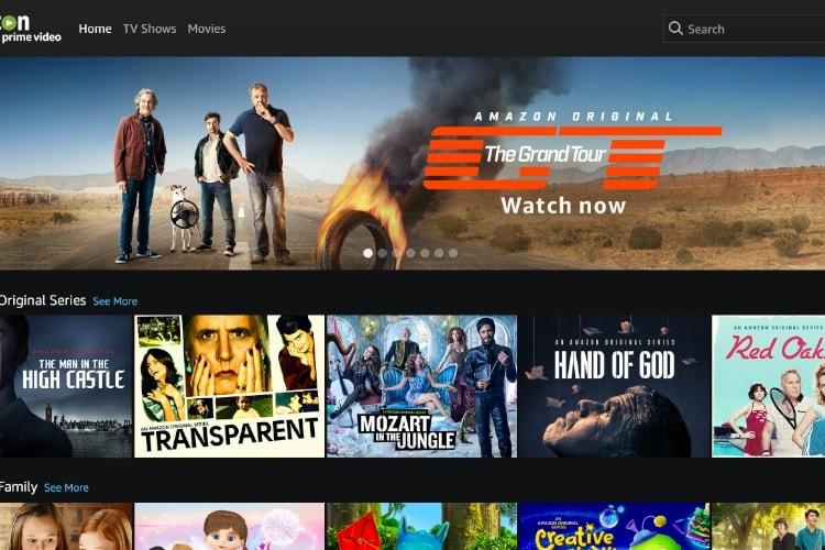 Plus de 26 millions d'abonnés à Amazon Prime Video aux États-Unis