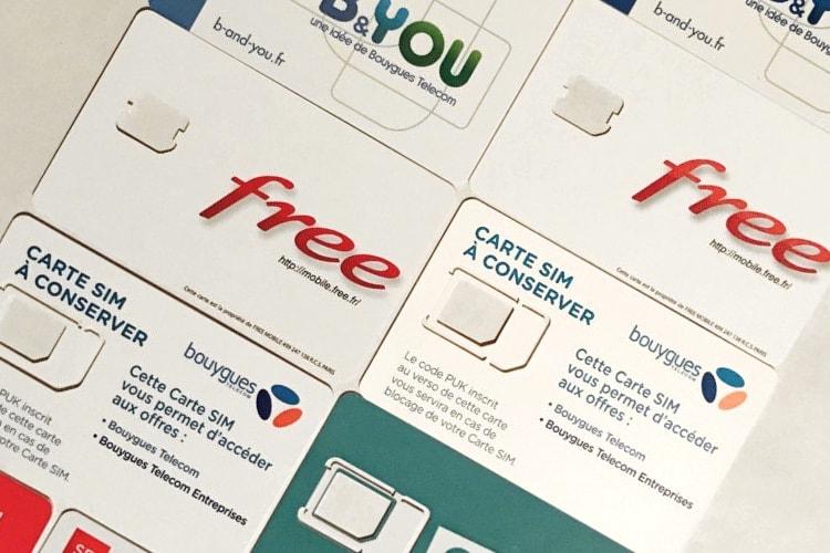 Les promos Sosh, Free Mobile et B&You à prix cassés prolongées