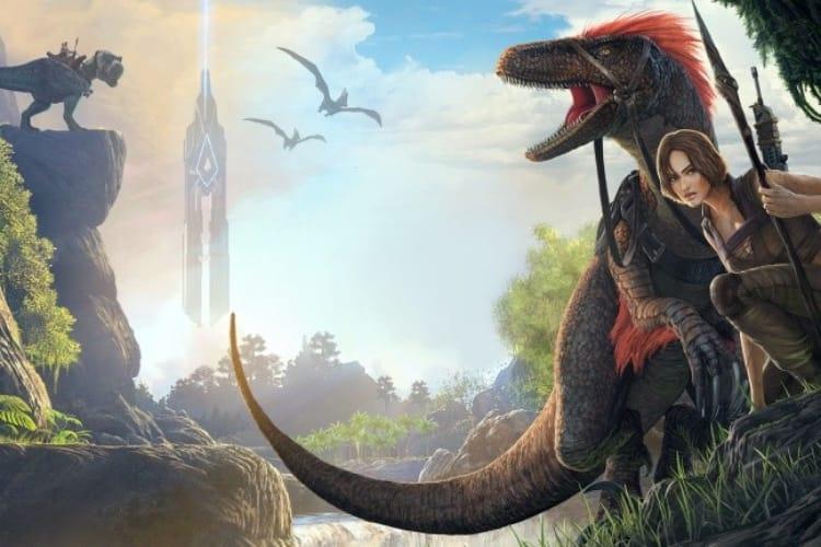 Les dinosaures d'ARK : Survival Evolved bientôt sur iOS