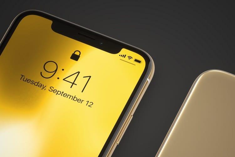 "TrueDepth, dual-SIM, coloris ""or"" : des nouvelles du cru 2018 de l'iPhone"