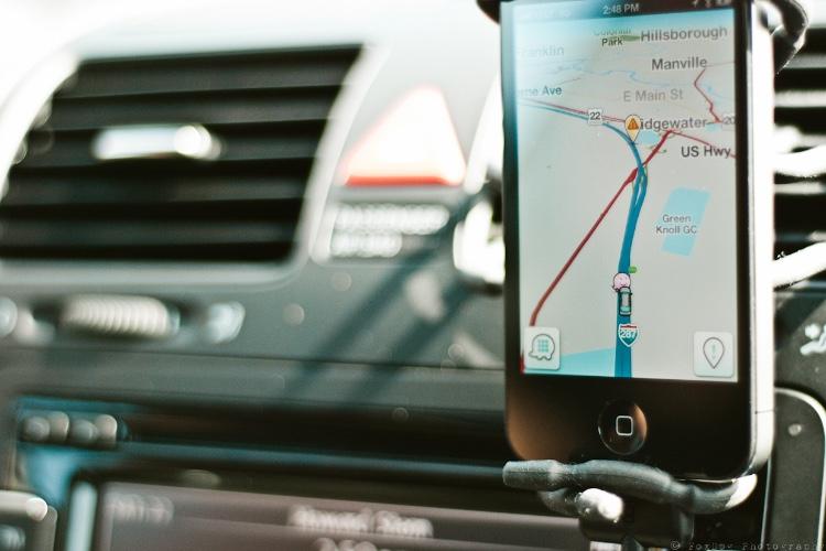 Les GPS pourraient en fait aggraver les bouchons