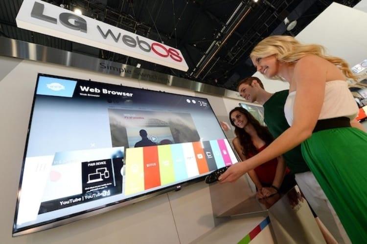 webOS n'est toujours pas mort et il devient open-source (encore)