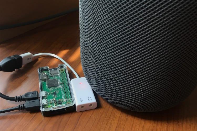 Le BabelPod apporte au HomePod le Bluetooth et un port jack