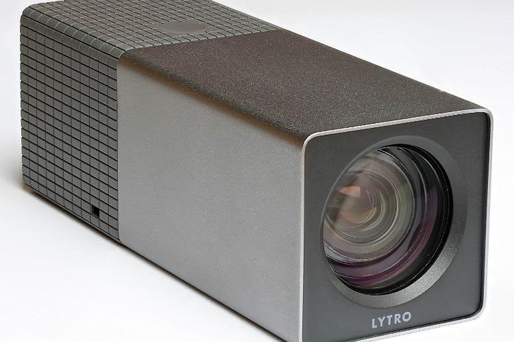 Lytro intéresserait Google, Facebook et Apple