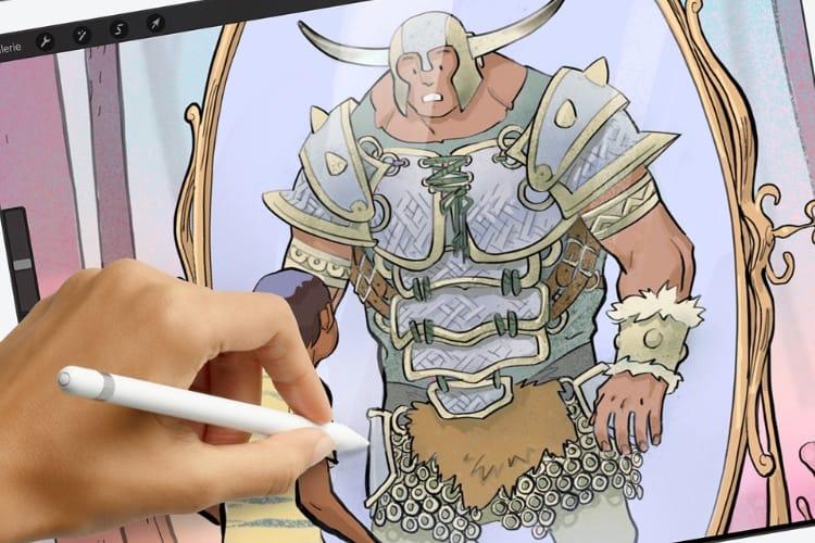 Le futur iPad d'entrée de gamme pourrait être compatible avec l'Apple Pencil