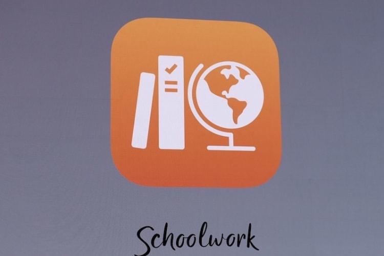Pour bien travailler à l'école avec Apple, 200 Go d'iCloud gratuit et nouvelle app Schoolwork