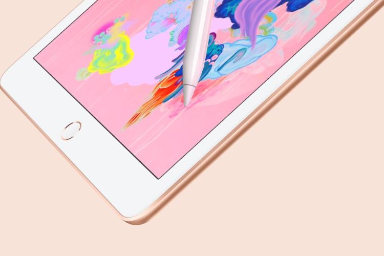 Le nouvel iPad compatible Pencil est en vente à 359€