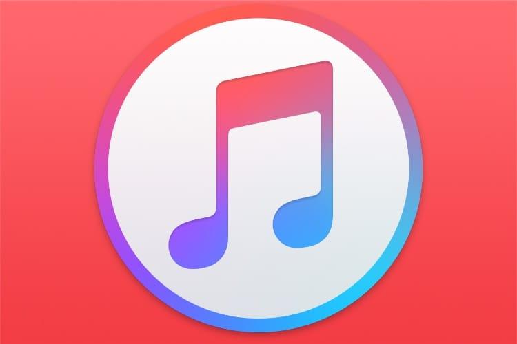 iTunes 12.7.4 plein pot sur les vidéos musicales