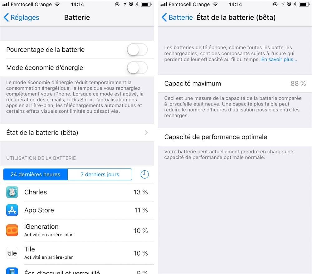 iOS 11.3 donne t il un coup de fouet à votre iPhone