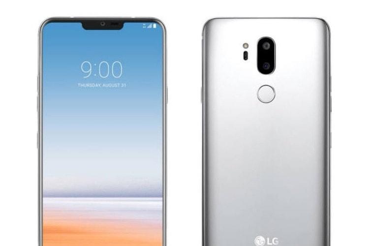 LG G7: ThinQ encoche