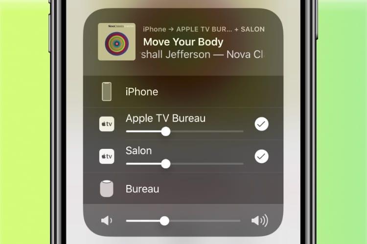 iOS 11.4, tvOS 11.4 : le retour d'AirPlay 2