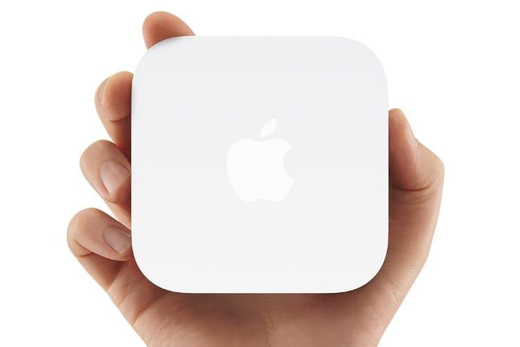 iOS 11.4 : les bornes AirPort Express disparaissent dans l'app Maison