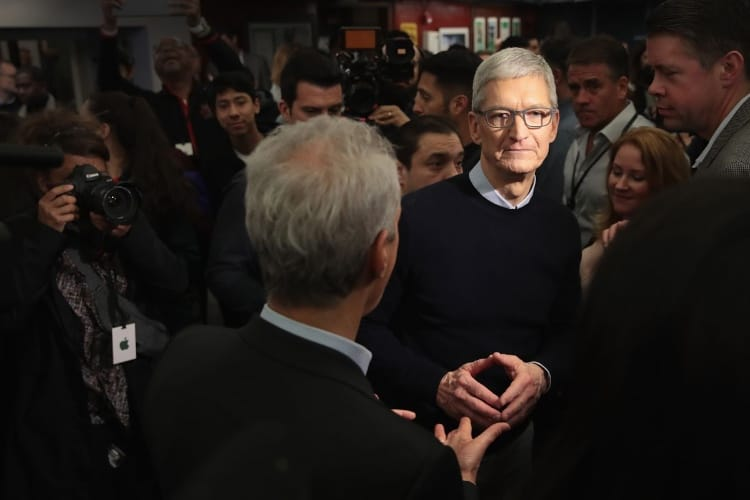 Qualcomm v Apple : une déposition de Tim Cook fin juin