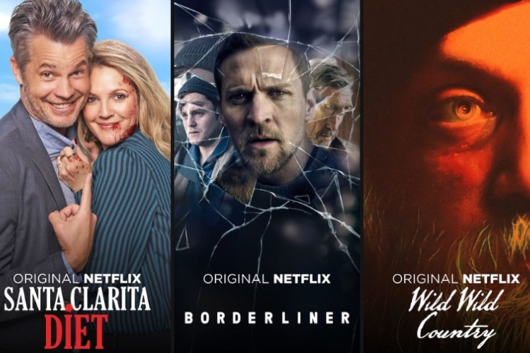 Netflix ramasse des abonnés à la pelle en France