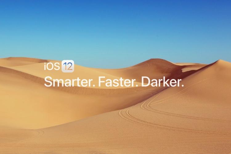 Un concept bien pensé et réaliste pour iOS12