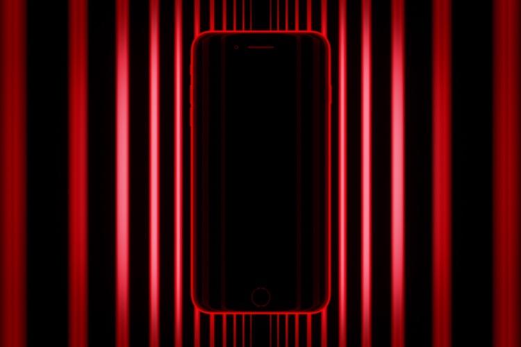 Apple annonce ses iPhone 8 et 8 Plus en RED et noir
